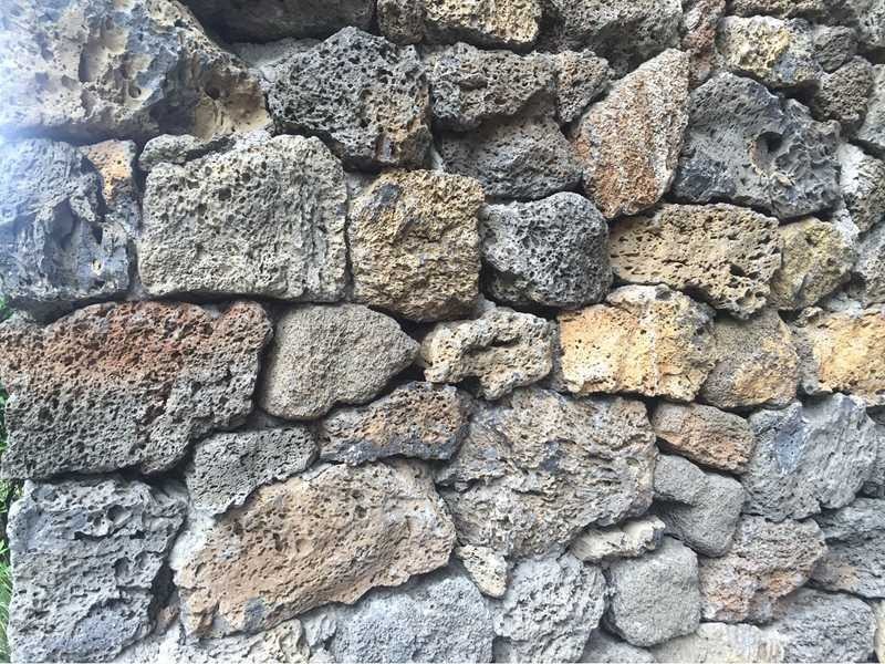 lava stone decoration for wall